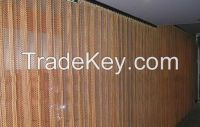 stainless steel  window shades