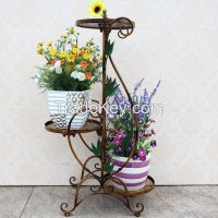 Flower pots stand