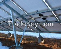 solar panel mounting system  bracket