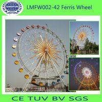 [Sinofun Rides] 42m ferris wheel of amusement park equipment rides