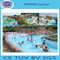 [Sinofun Rides] China lazy river extreme river water park rides manufacturer