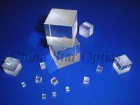 Optical Beam Splitter Cube Prism