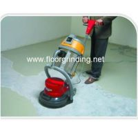 floor polisher with vacuum