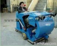 Driving Shot Blasting Machine