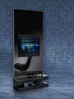 Cabinet door TV