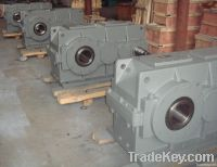 High Power Gear Reducer
