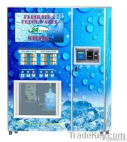 Automatic Ice And Water Vending Machine