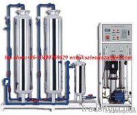 Water treatment machine S.S RO-1000I(450L/H)