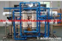 4000L/H Ultrafiltration Mineral Water Treatment System