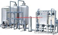 8000L/H Ultrafiltration system