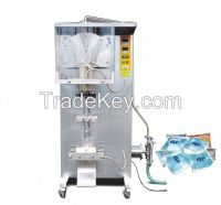 Liquid Packing Machine With Photocell Monitoring