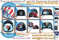 Motorcycle helmets Air brush
