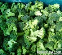 Frozen broccoli florets /cauliflower