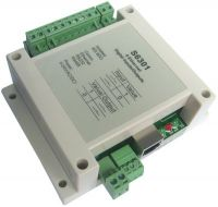 Ethernet 8 channels isolated digital input and 8 channels open-collector output modules