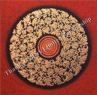 Oil Painting (Circle Shapes )