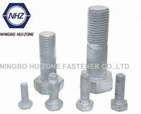 ASTM A325/A325M HEAVY HEX BOLTS
