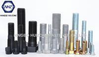 HEX BOLT ASTM A325/A325M/A490/A490M / DIN 931/DIN 933