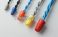 Screw-On wire Connectors