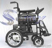 Folding Power Wheelchair M200