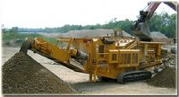 4043T Portable Tracked Impact Crusher