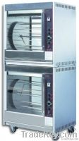 chicken rotisserie oven (stailess steel 304)