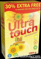 Ultra Touch Laundry Powder - sunflower