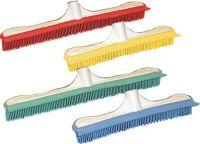 "17"" Brumgee, combination broom, brush, squeegee"