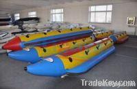 Liya boat, banana boat  inflatable boat with CE