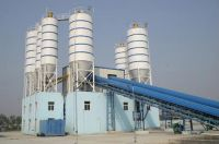 Concrete Batching & Mixing Plant 50cbm/hr - 240cbm/hr