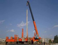 Hydraulic Static Pile Driver 600kN - 12000kN