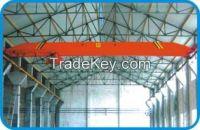 380V 10ton single girder overhead crane