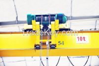 High safety 10 ton electric explosion-proof overhead crane