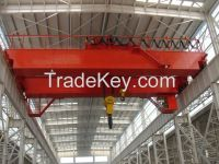 Professional travelling 45-100ton double girder EOT crane