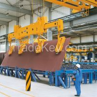 10t electric overhead magnet crane price