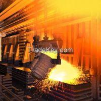 20Ton Electric double girder steel plate handling crane