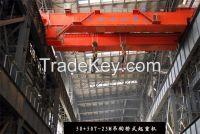High quality 10ton double girder overhead crane