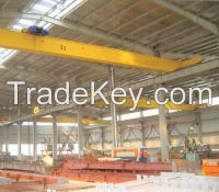 China factory price 5ton single gider underslung bridge crane