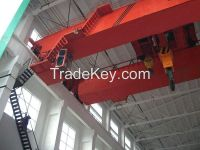 Industry use 120ton electric double girder overhead crane