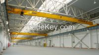 New design low headroom 3t electric sinlge girder overhead cranes