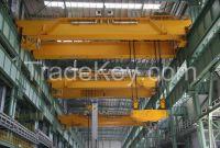 China factory price 20t electric bridge crane