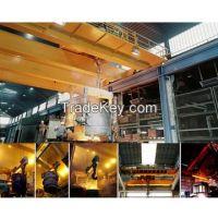 100/32-140/40t ladle crane foundry crane casting crane