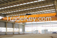 5-10t double girder overhead EOT crane from China