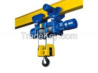 Widely used 3t double speeds electric chain hoists