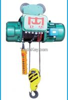 380V wire rope electric hoists