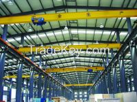 High quality 10t single girder explosion-proof crane
