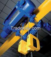 380V 440V 460V wire rope electric hoists