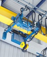 3t 5t 10t wire rope hoists for overhead crane