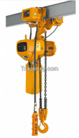 Special design mini 1-10t remote control electric chain hoists