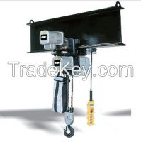 Single speed 5t electric chain hoists high quality