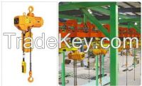 Factory direct sale 1t electric chain hoists price